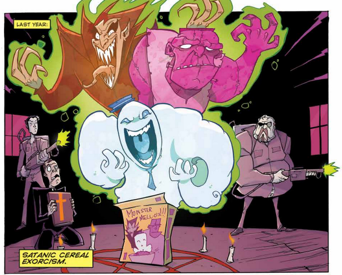 Chew #52 Review