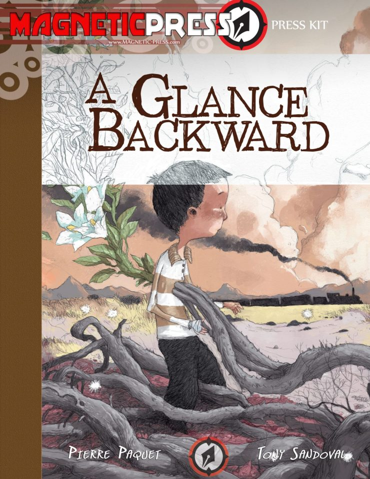 Magnetic Press: A Glance Backward