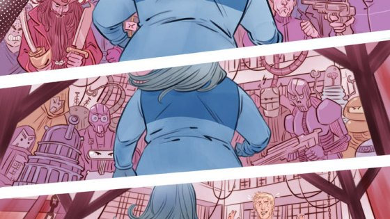 Valiant Preview: Faith #1