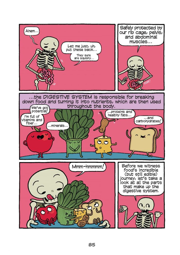 "Children's Anatomy Book ""Human Body Theater"" Debuts at New York Comic Con 2015"