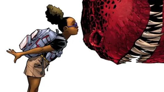 Marvel Preview: Moon Girl and Devil Dinosaur #1