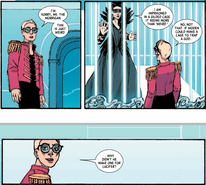 The Wicked + The Divine #16 Review
