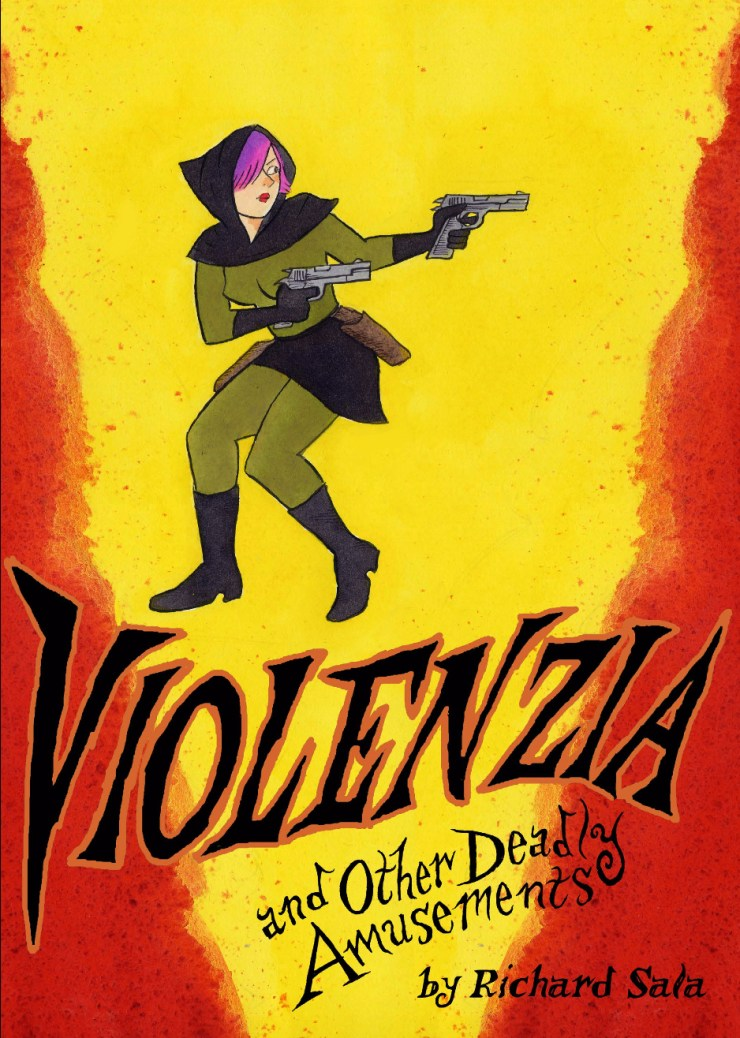 Violenzia and Other Deadly Amusements Review