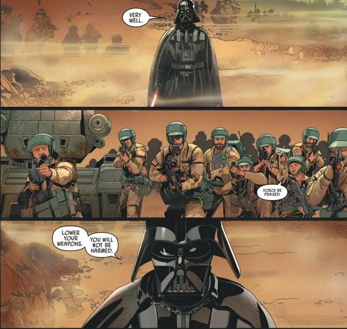 Darth Vader #12 Review