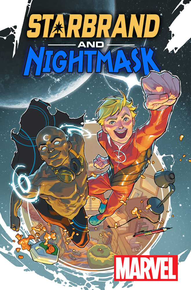 Marvel Preview: Starbrand & Nightmask #1