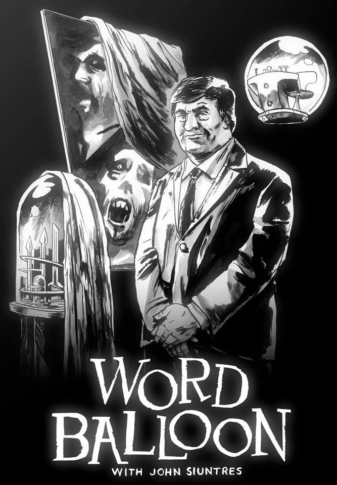 A Conversation With 'Word Balloon' Host John Siuntres