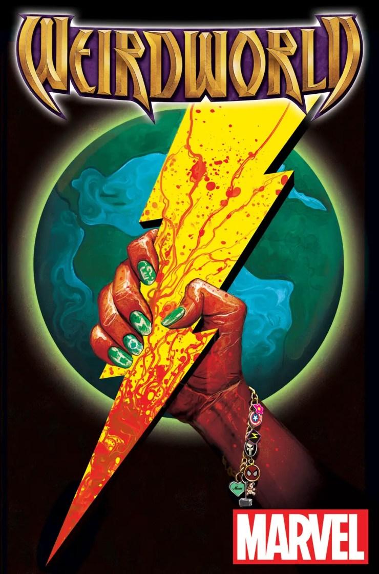 Marvel Preview: Weirdworld #1