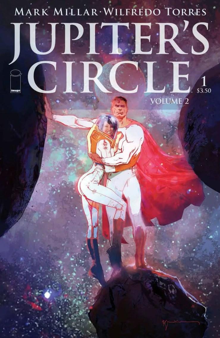 Jupiter's Circle 2 #1 Review