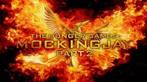 Mockingjay: Part 2 - The War of Katniss Aggression