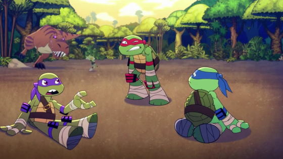 Teenage Mutant Ninja Turtles Half-Shell Heroes:  Blast to the Past Review
