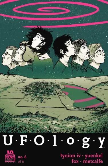 ufology 6 cover