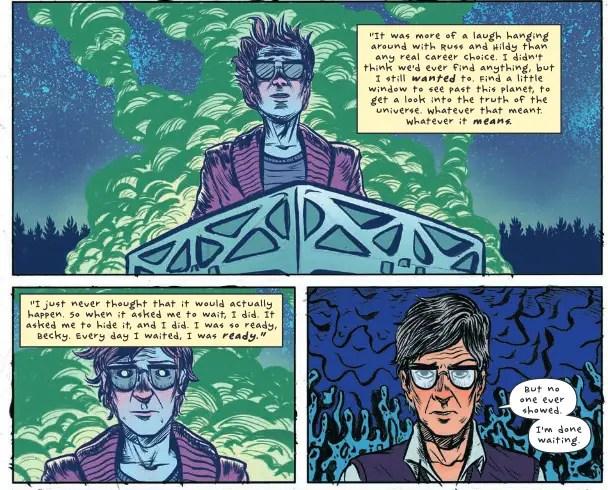 UFOlogy #6 Review