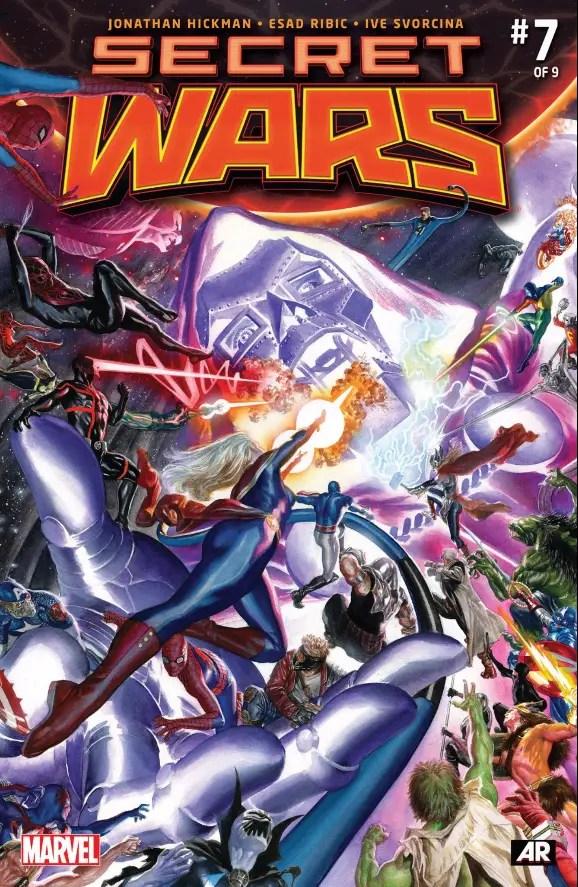 Secret Wars #7 Review