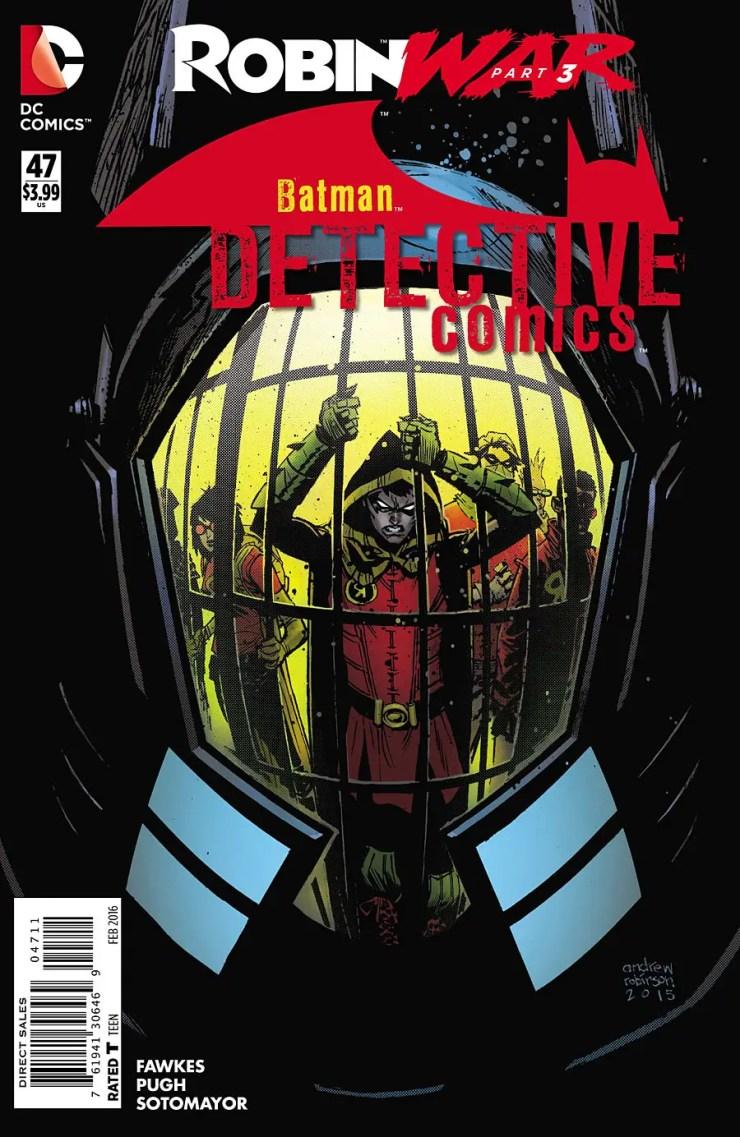 Detective Comics #47 Review