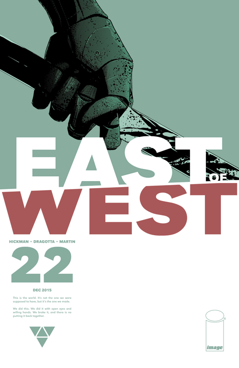 East of West #22 Review