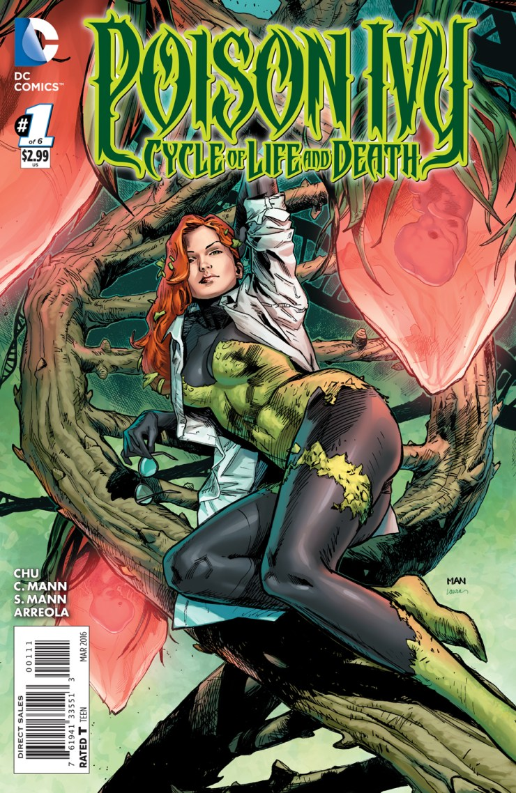 DC Preview: Poison Ivy: Cycle of Life and Death #1