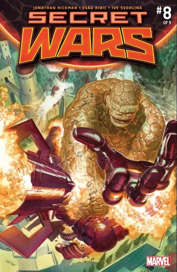 Secret Wars #8 Review