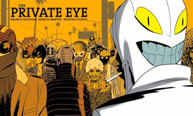 Private Eye Vol. 1 Review