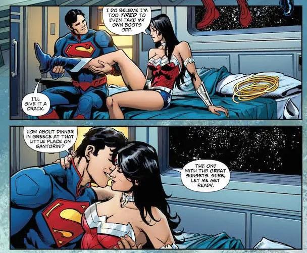 Superman/Wonder Woman Annual #2 Review