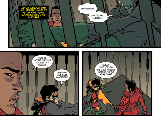 We Are Robin #7 Review