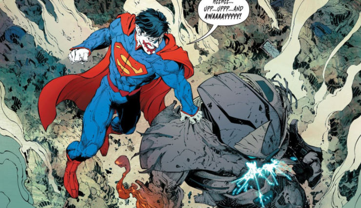 The Top 3 Batman vs. Superman Battles