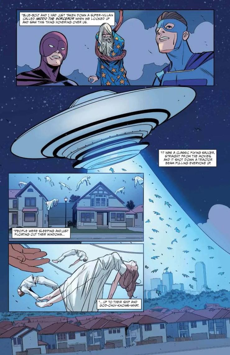 Jupiter's Circle 2 #2 Review
