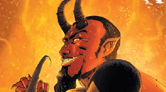 The devil has arrived in Georgia and he (or she) is causing quite a ruckus. Meanwhile, things in Buckaroo get weird, which is really saying something.