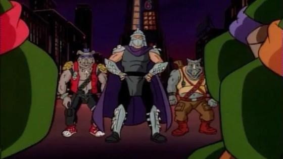 Teenage Mutant Ninja Turtles (1987) Season 8 Review