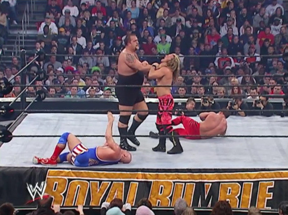 10 Count! Royal Rumble Final Four