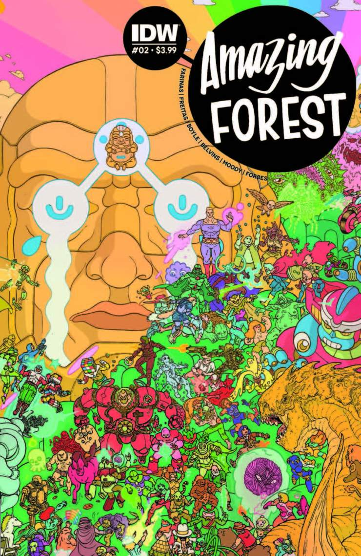 Amazing Forest #2 Review