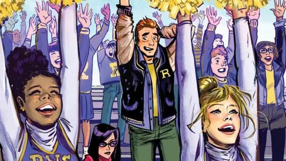 Archie Preview: Archie #6
