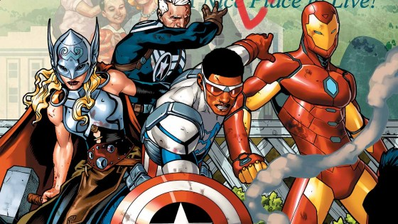 Marvel Preview: Avengers Standoff: Assault on Pleasant Hill #1