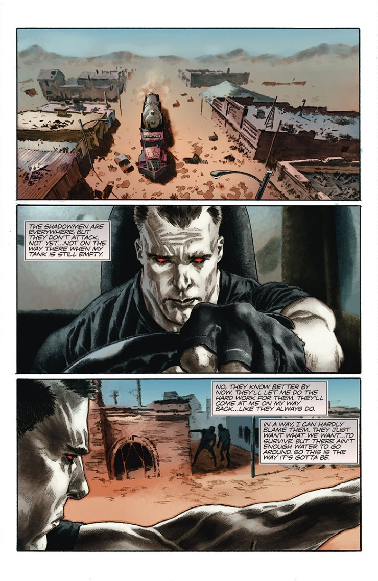 Bloodshot Reborn #10 Review