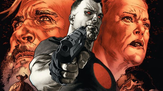 "Bloodshot is one of those characters who has a very cool power, but isn't always thrust into the most interesting of stories. He's a soldier, so we're accustomed to him being sent into battle, being attacked, or tracking foes. Not so this week as Valiant kicks off a new arc 30 years into the future. What's going on with the Valiant universe in 30 years? If you guessed ""not good things"" you'd be right."
