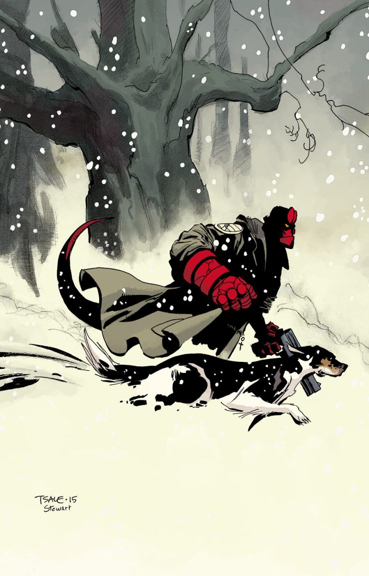 Hellboy Winter Special Review
