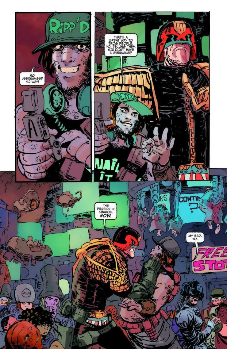 Judge Dredd #2 Review
