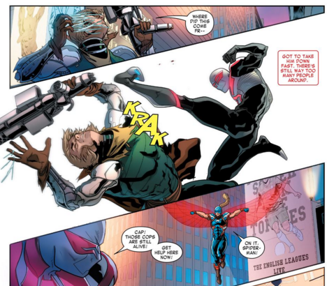 Spider-Man 2099 #5 Review