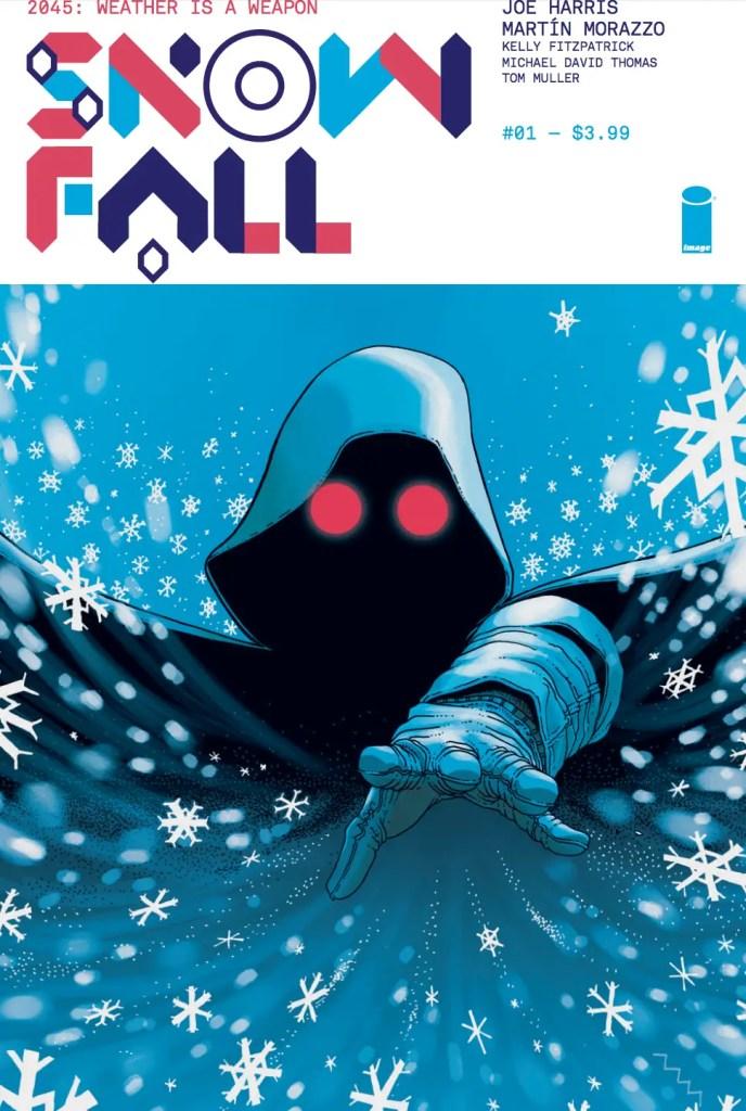 Snowfall #1 Advance Review