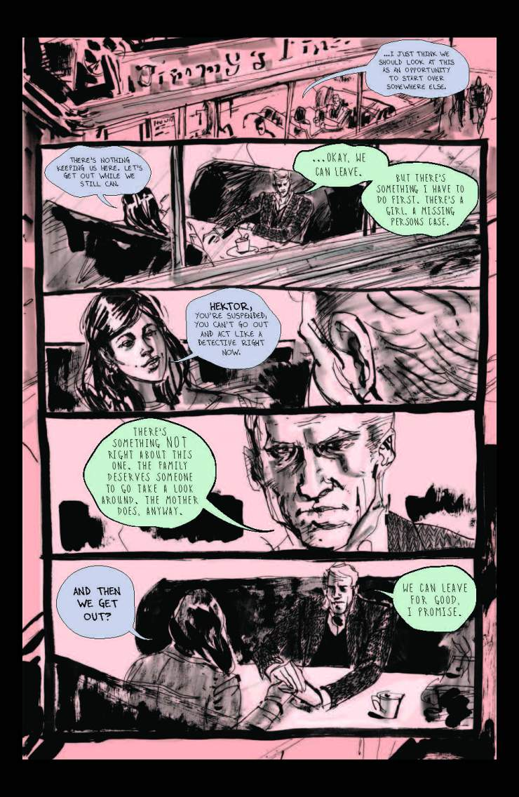 Victorie City #2 Review