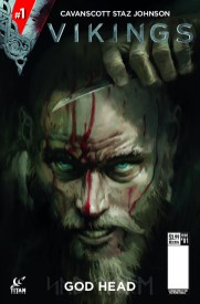 Vikings 1_Cover A by Shane Pierce