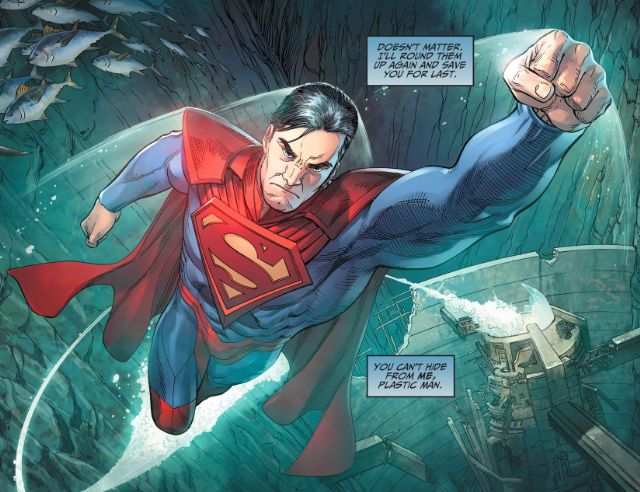 Injustice: Gods Among Us: Year Five #1 Review