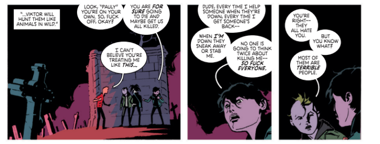 Deadly Class #18 Review
