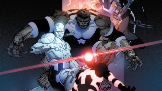 Marvel Preview: Age of Apocalypse Variants