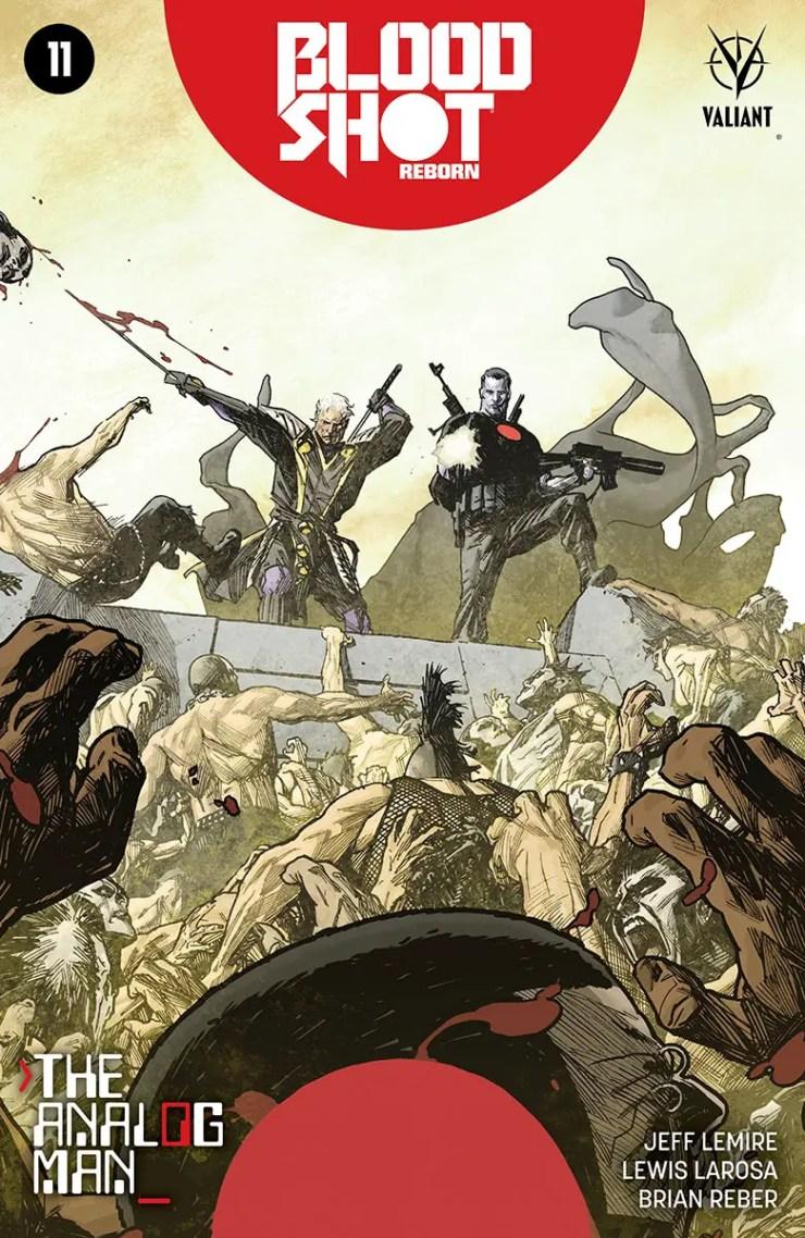 Bloodshot Reborn #11 Review