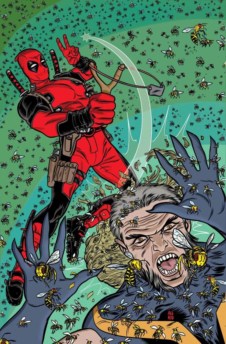 Marvel Preview: Deadpool #8