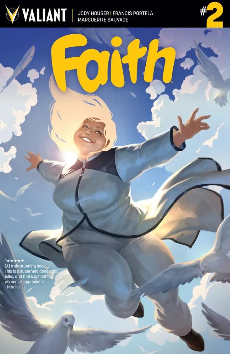 Valiant Preview: Faith #2