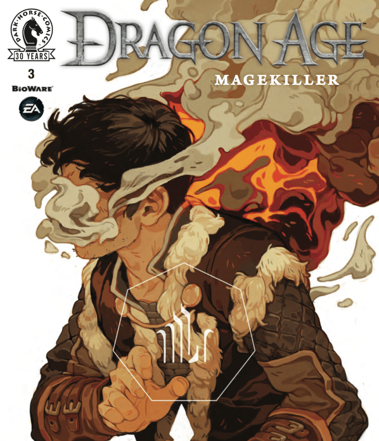 Dragon Age: Magekiller #3 Review
