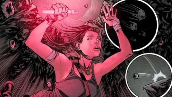 Tomb Raider #1 Advance Review