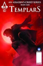 TEMPLARS Cover_D - Dennis Calero