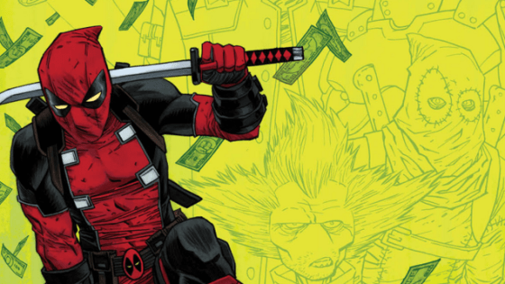 Deadpool and the Mercs for Money writer Cullen Bunn's elevator pitch for the new five-issue limited series: